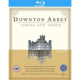 Downton Abbey - Series 1-3 / Christmas at Downton Abbey 2011 [Blu-ray]